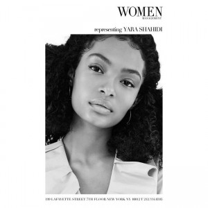 'Black-ish' Star Yara Shahidi Signs With Women Management.