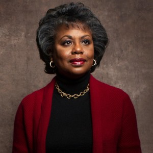 Anita Hill: 'We didn't grow up hearing the stories of African-American women.'