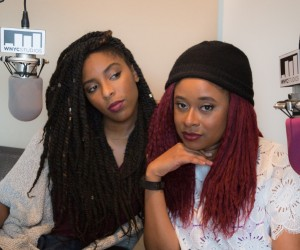 Jessica Williams and Phoebe Robinson  Launch New Podcast, '2 Dope Queens.'