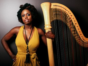People You Should Know. Harpist Brandee Younger.