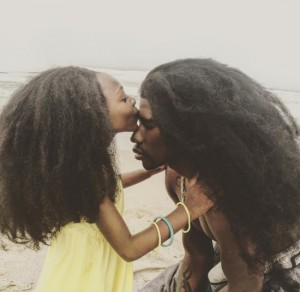 This Father-Daughter Duo With Amazing Natural Hair is Going Viral.