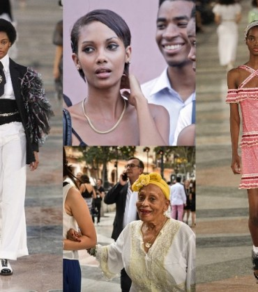 Snapshots.  Chanel Goes to Cuba for Cruise 2017.