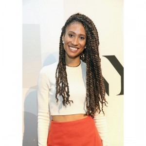 Elaine Welteroth Named Editor-in-Chief at Teen Vogue.