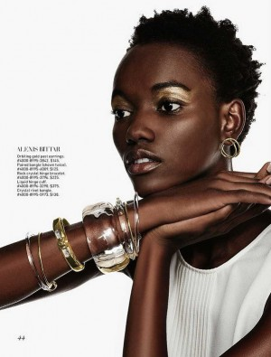 Ads. Herieth Paul.  Saks Fifth Avenue. Catalog.