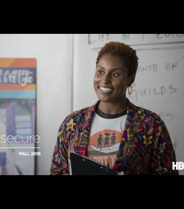 Issa Rae's New Series 'Insecure' Comes to TV This Fall.