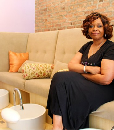 Meet The Woman Behind the Brooklyn's Newest Eco-Friendly Nail Salon.
