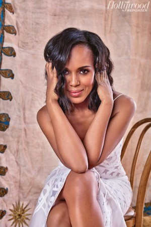 Kerry Washington and Regina King Cover The Hollywood Reporter.