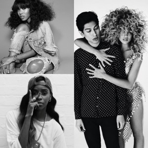 Listen to This.  LION BABE's 'Jungle Lady' Gets a Killer Rework Thanks to Kitty Cash and Angel Haze.