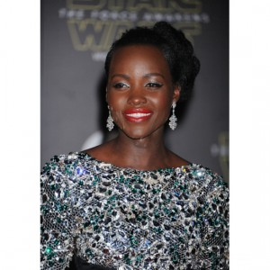 Lupita Nyong'o Might Be Starring in 'Black Panther.'