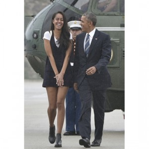 Malia Obama to Attend Harvard in 2017 After Taking a Gap Year.