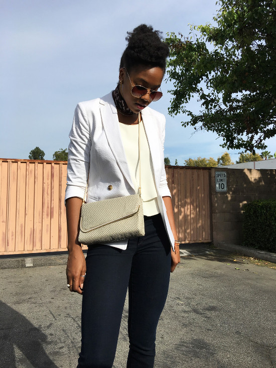 Marquise Brown, Black Fashion Bloggers, Honey in My Heels