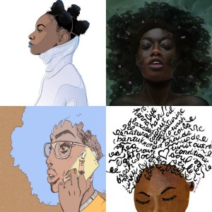 Art. 12 Amazing Images Featuring Beautiful Natural Hair.
