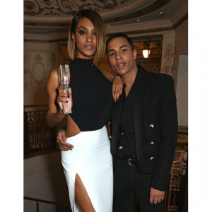 Balmain Designer Olivier Rousteing Set to Collaborate With Nike.