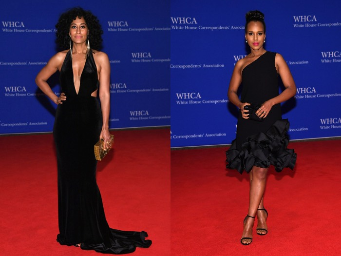 White House Correspondents Dinner Fashion