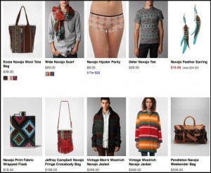Navajo Nation Loses Urban Outfitters Case.