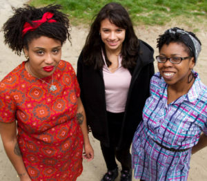 Black Feminist Punk Group Big Joanie Releases New Single Inspired by Melissa Harris-Perry.
