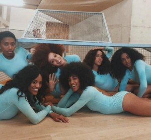 Solange Teases Dance Performance at London's Tate Modern Museum.