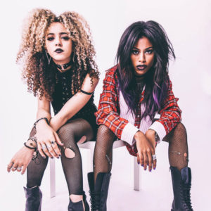 Listen to This. NOVA TWINS. This London Punk Duo Is the Perfect Way to Start Off Your Week.