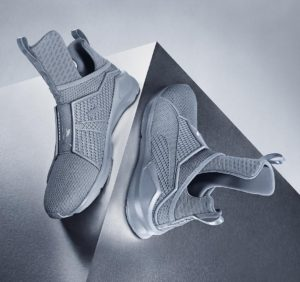 Puma Announces New Colorway For Rihanna's Fenty Trainer.
