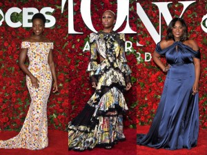 2016 Tony Awards Roundup.  The Red Carpet + The Big Wins.
