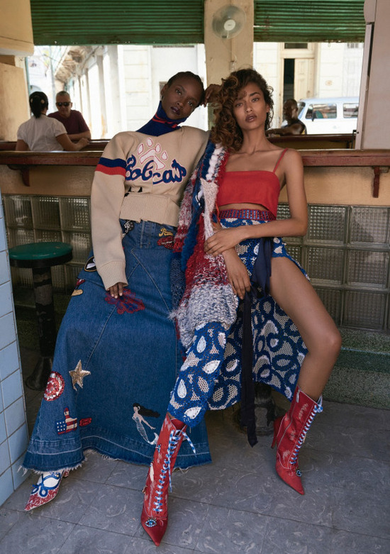 Anais Mali Riley Montana