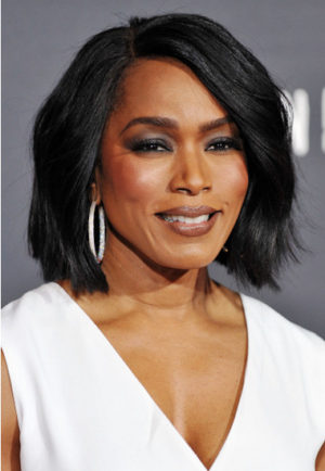 Angela Bassett Launches Skincare Line For Black Women.