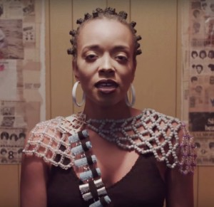 Listen. Watch.  Jamila Woods' 'Blk Girl Soldier' is Pure Magic.