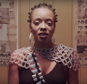 Listen. Watch.  Jamila Woods' 'Blk Girl Soldier' is Pure Magic.
