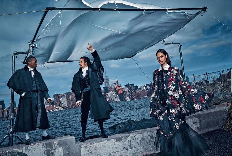 Joan Smalls Vogue