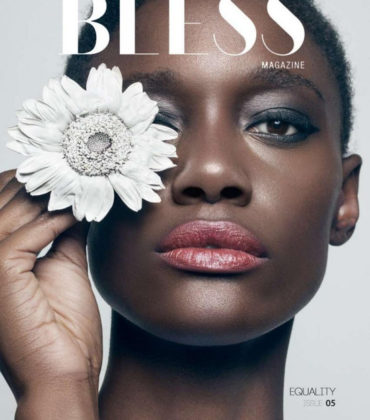 Beauty.  Mariane Calazan. BLESS Magazine.  Images by Andrea Dematte.