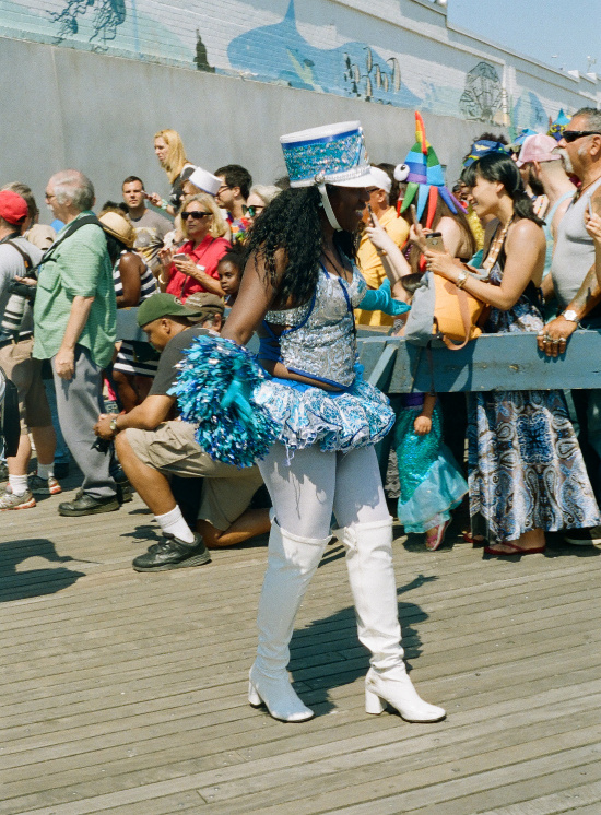 Mermaid Parade Brooklyn 2016