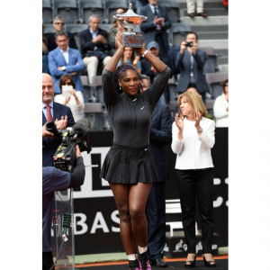 Serena Williams is (Finally) The World's Highest Paid Female Athlete.