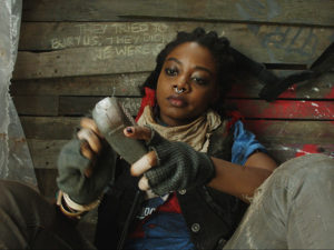 Film. 'AfroPunk Girl' Takes Place in a Dystopian, Post Apocalyptic London.