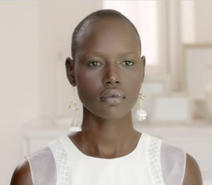 Watch This.  Ajak Deng Stars in a Short Film For Somerset Collection Spring 2016.