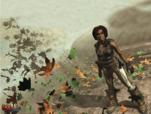 The Most Famous Black Women in Video Games.