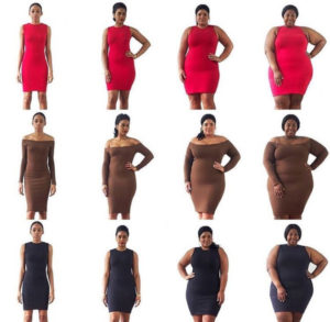 This Indie Designer Uses Her Online Shop To Showcase Looks on All Body Types.