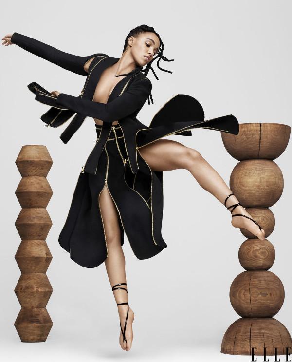 FKA twigs Fashion