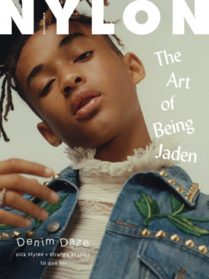 Jaden Smith Hopes That His Gender Fluid Fashion Choices Will Prevent Kids From Being Bullied in the Future.