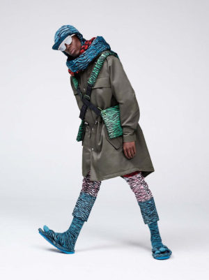 First Look. Kenzo x H&M.