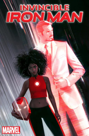 Marvel's New Iron Man is a Black Teenage Girl.