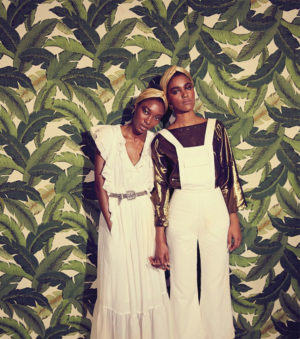 Editorials.  Shamone Edwards and Raquel Pinto for Tidal Magazine.