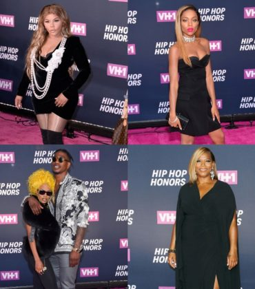 VH1 Hip Hop Honors Highlights.  The Red Carpet + The Performances.