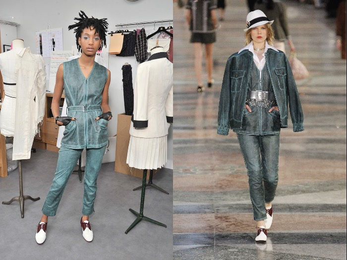 Willow Smith Chanel Couture