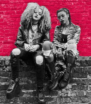 London Punk Duo NOVA TWINS Drops Debut EP.