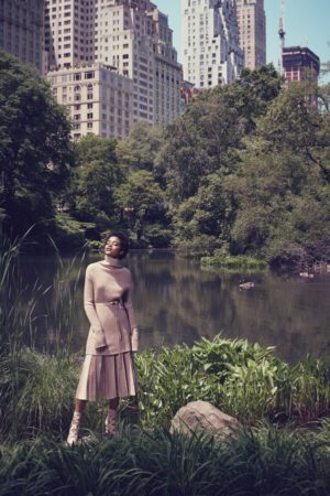 Editorials.  Alécia Morais.  Bergdorf Goodman Magazine.  September 2016.  Images by Sofia Sanchez & Mauro Mongiello.
