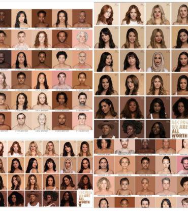 L'Oréal Paris Plagiarizes Brazilian Artist Angelica Dass' 'Humanæ' For Latest Campaign.