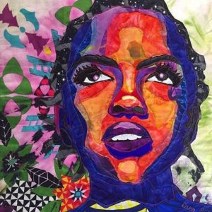 Art. Bisa Butler Pays Tribute to Lauryn Hill, Nina Simone, and Sandra Bland With Beautiful, Unique Quilts.