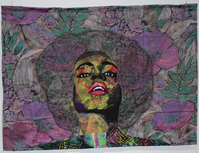 Art Bisa Butler Pays Tribute To Lauryn Hill Nina Simone