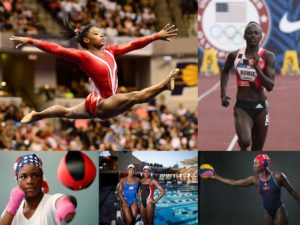 Black Women to Watch at the 2016 Summer Olympic Games in Rio.