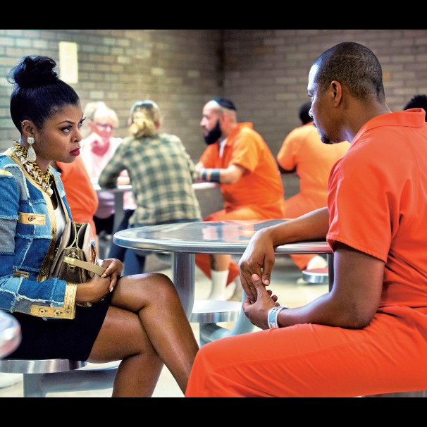 Empire Fox Prison Scene